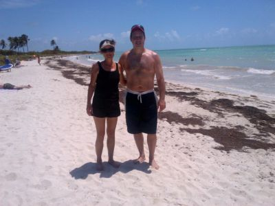 Timothy Ribadeneyra - With Trish In Keys April 2013